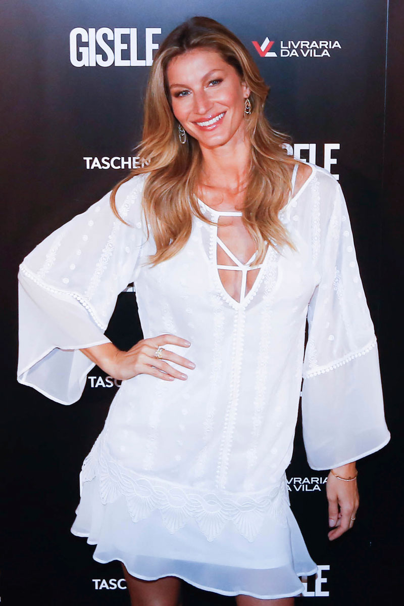 modelos mejor pagadas Forbes, Gisele Bündchen