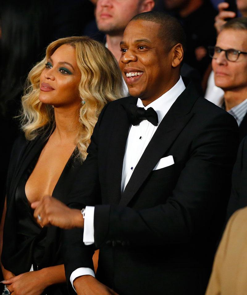 Parejas poderosas, Beyoncé & Jay Z