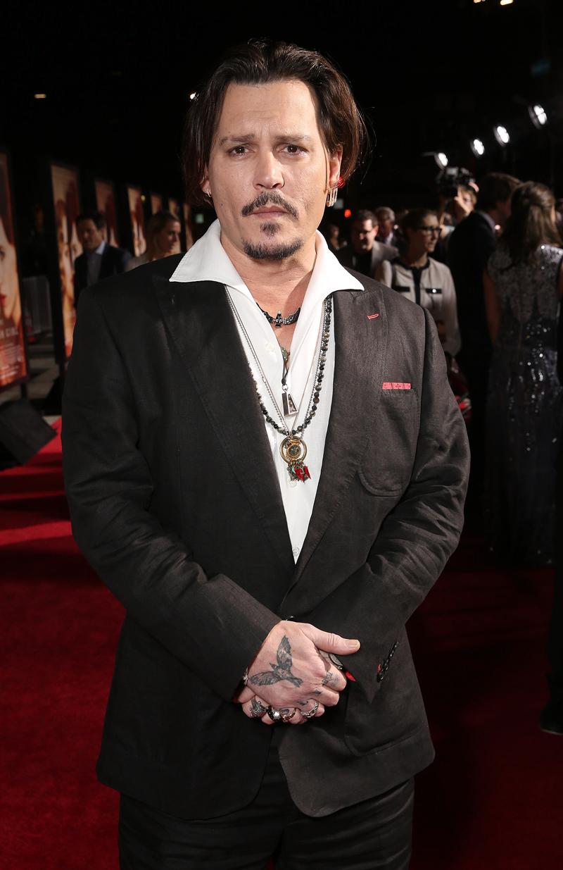 Forbes, actores mejores pagados, Johnny Depp