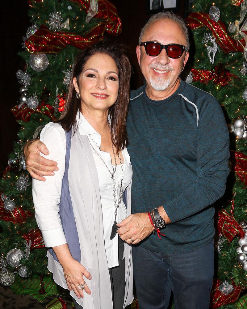 Parejas poderosas, Gloria & Emilio Estefan