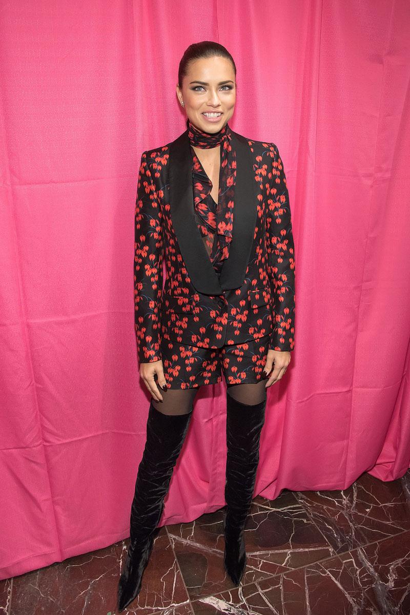 modelos mejor pagadas Forbes, Adriana Lima