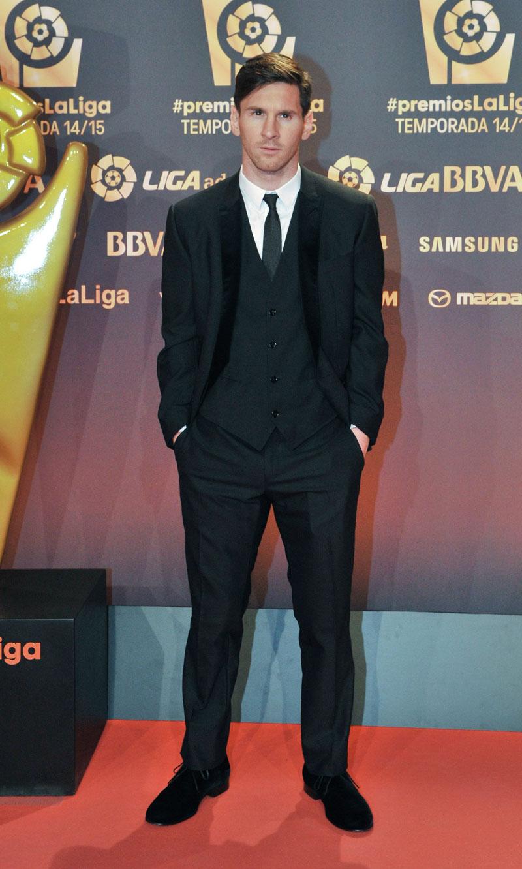 Problemas con el fisco, Lionel Messi