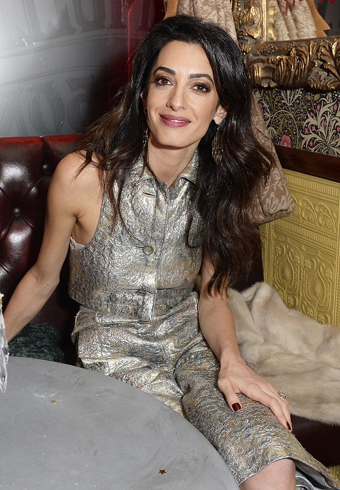 Miralos, Amal Clooney