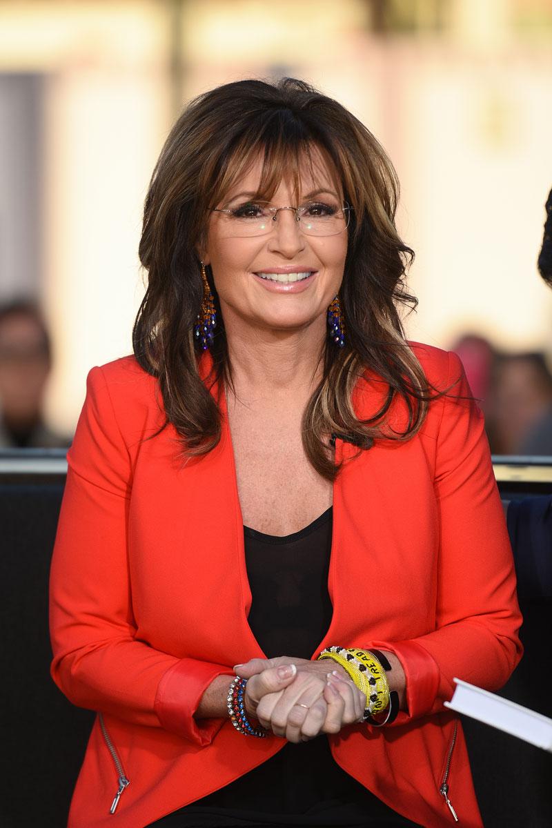 Reinas de belleza, Sarah Palin