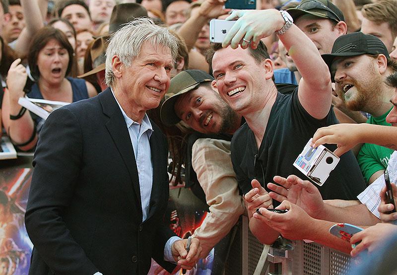 Harrison Ford, Míralos