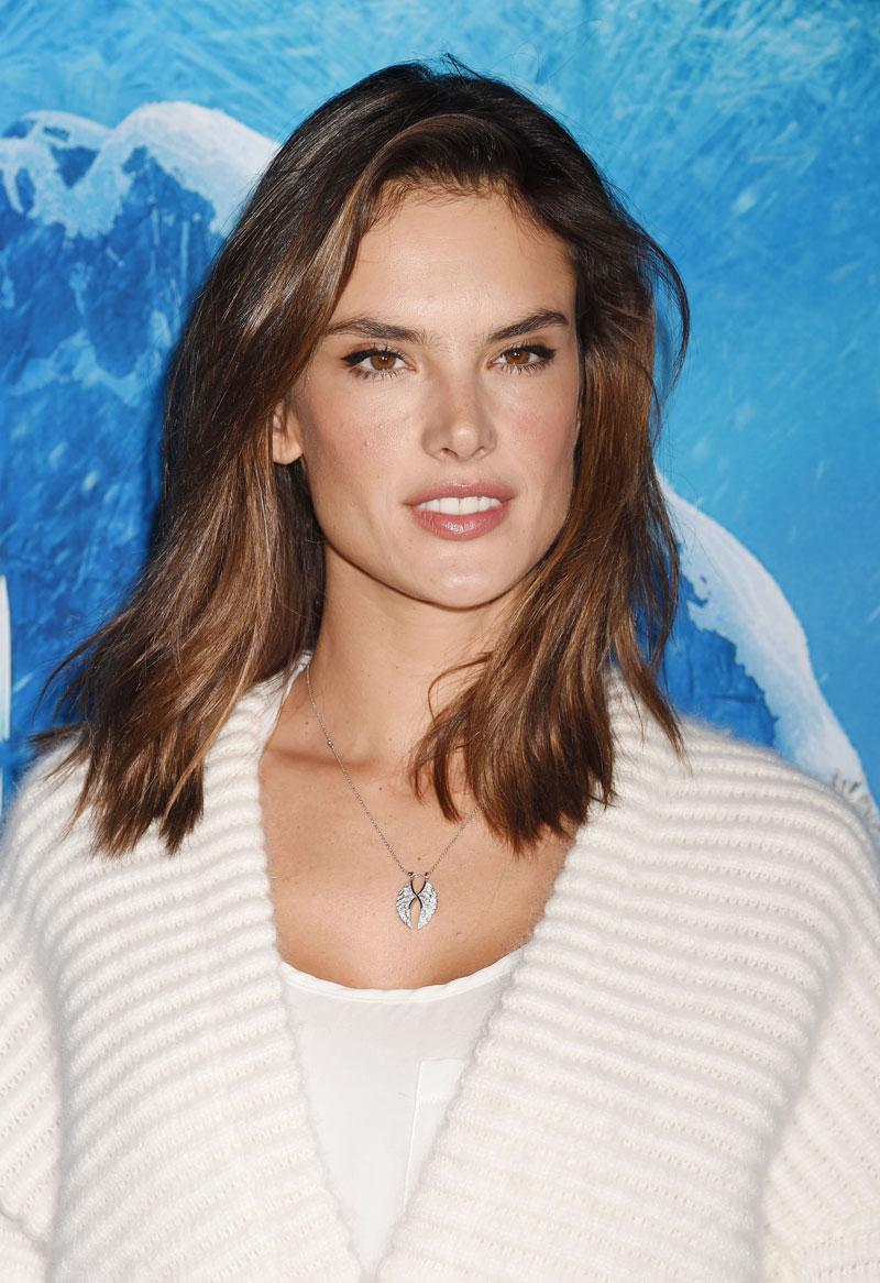 modelos mejor pagadas Forbes, Alessandra Ambrosio