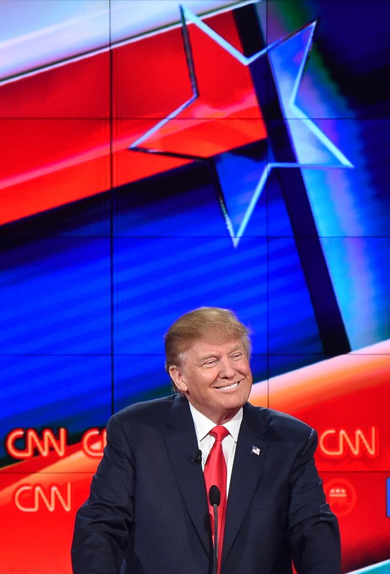 Escándalos, Donald Trump