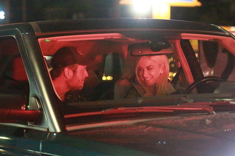 Blake Shelton, Gwen Stefani, Míralos