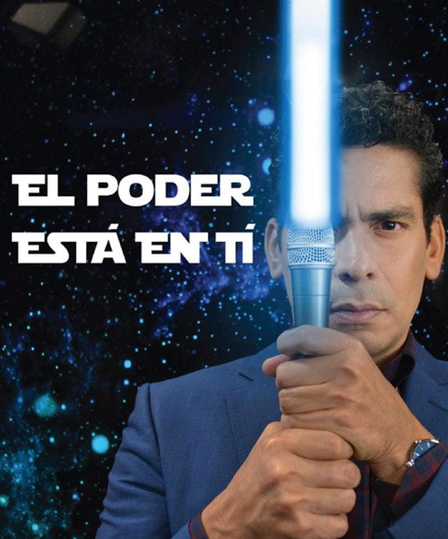Fiebre de Star Wars, Ismael Cala