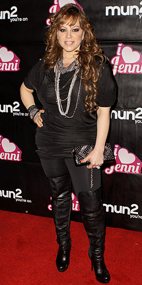 JENNI RIVERA, El look