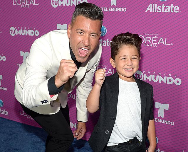 Jorge y Lucas Bernal
