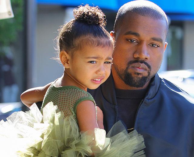 Kanye, North West