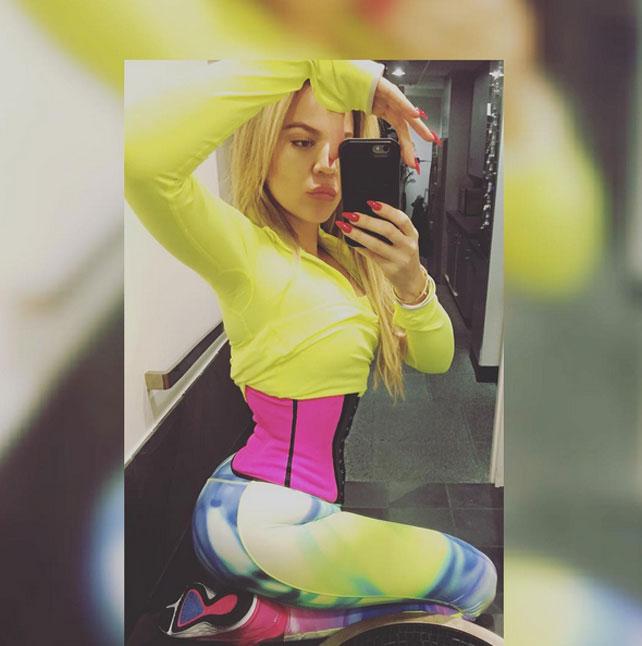 Waist Trainers, Khloé Kardashian