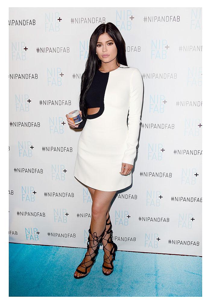 Kylie Jenner, nota