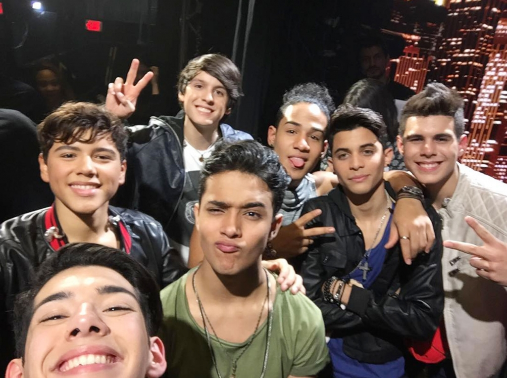 Finalistas de La Banda