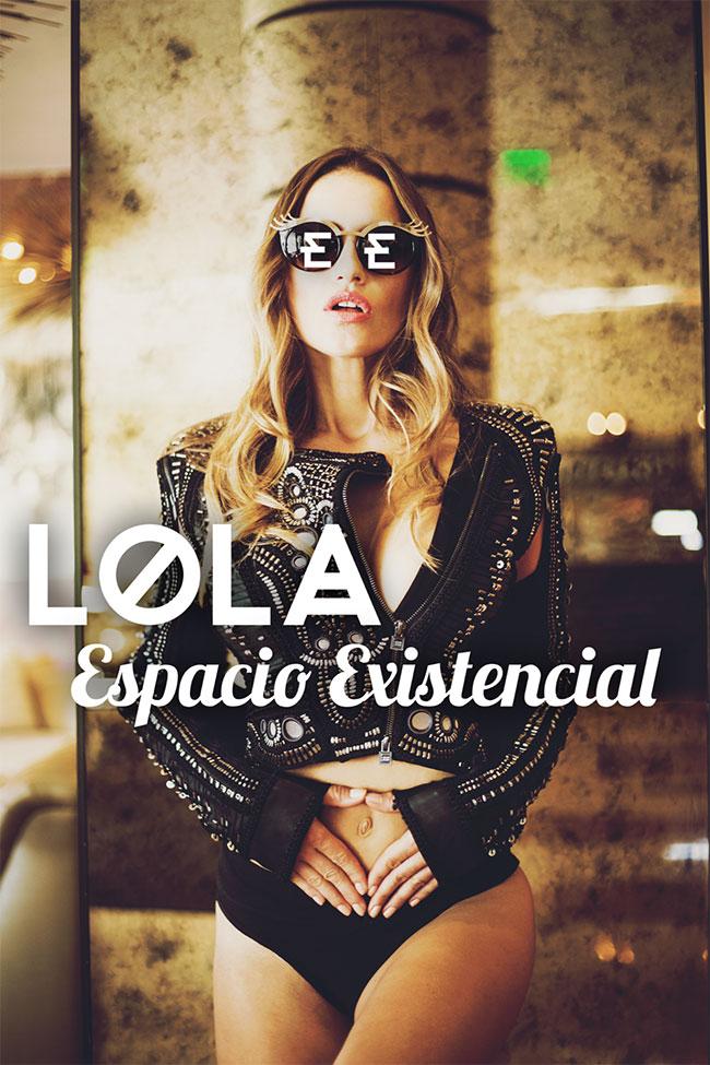 Lola Ponce, espacio existencial