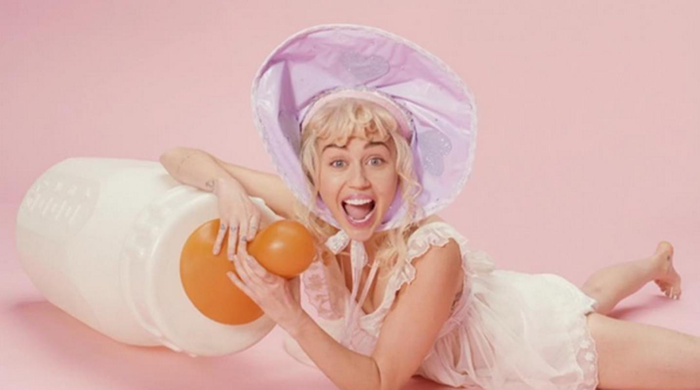 Instagram, Miley Cyrus