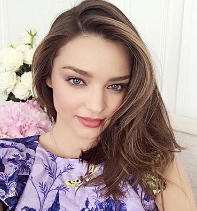 Instagram, Miranda Kerr
