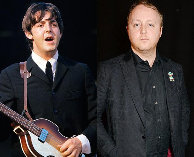 Paul, James McCartney
