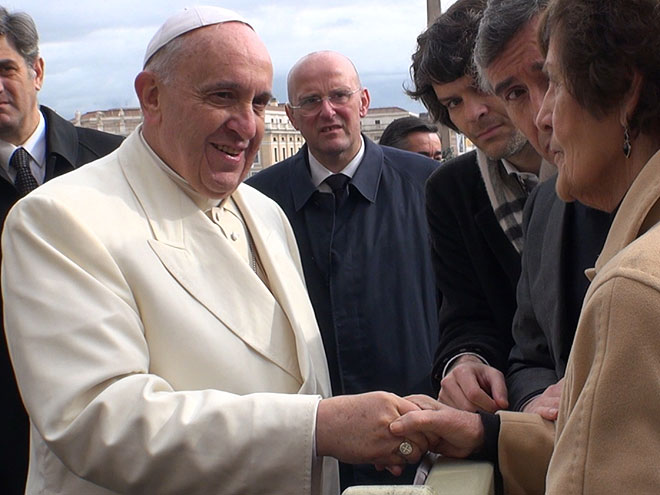 Papa Francisco, Primer año de papado