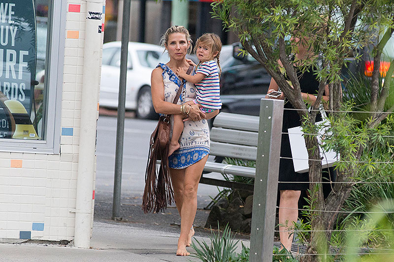 Elsa Pataky, India Rose, Míralos