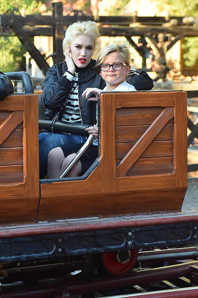 Gwen Stefani, Míralos