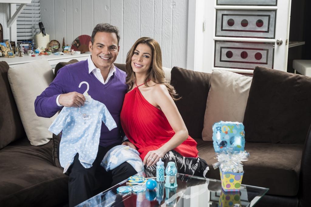 Lourdes Stephen y Michael Puchades