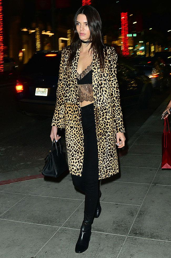 Kendall Jenner, Míralos