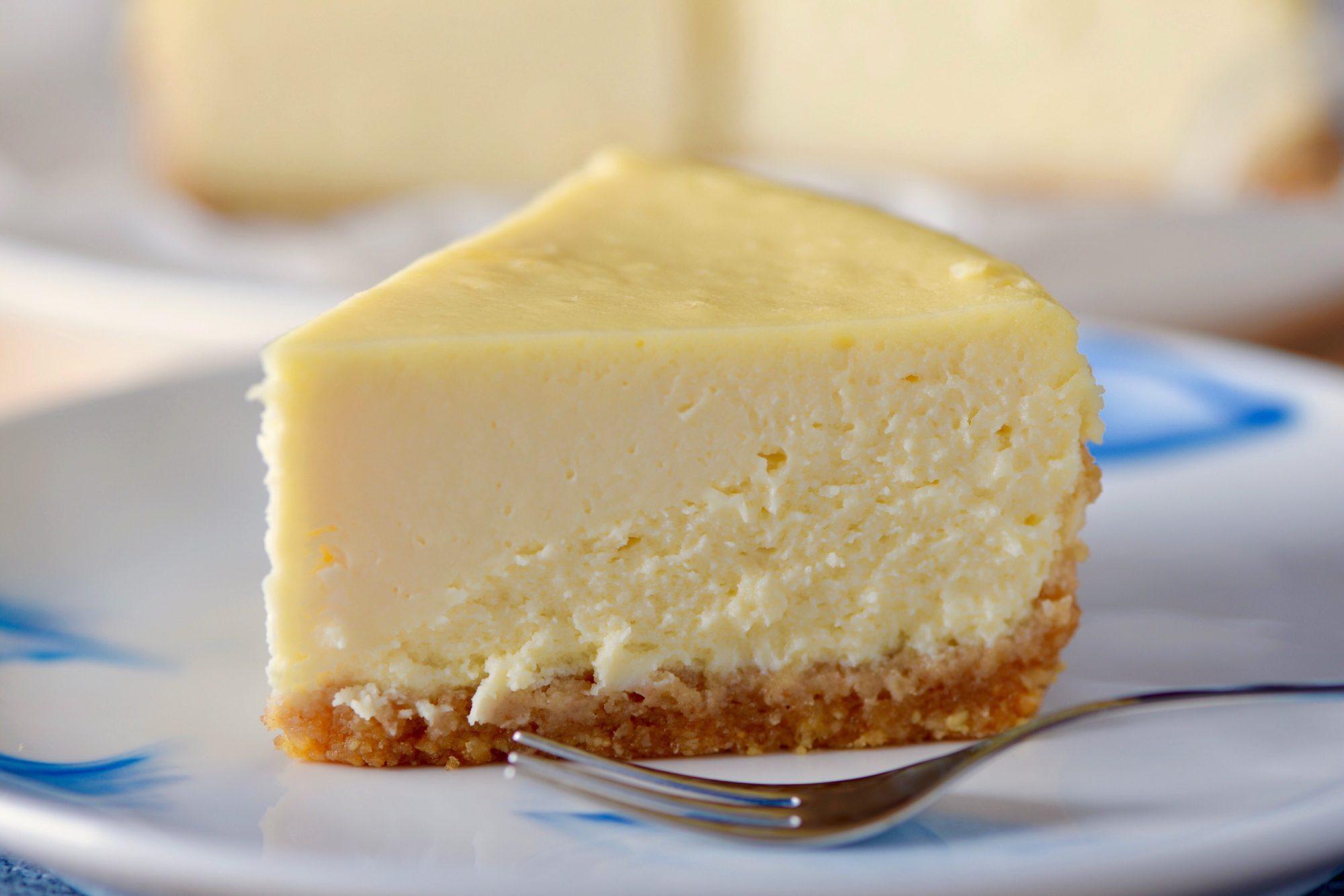 Pay de queso crema