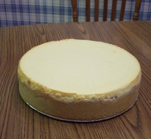 Pastel de queso de New York