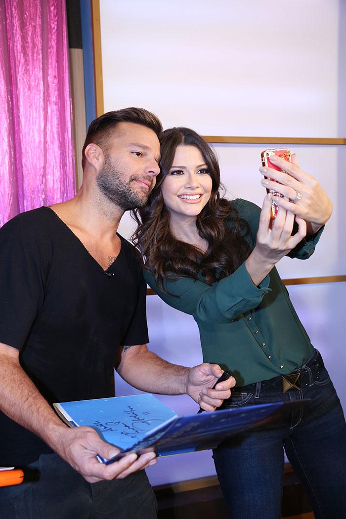 Ricky Martin, Ana Patricia