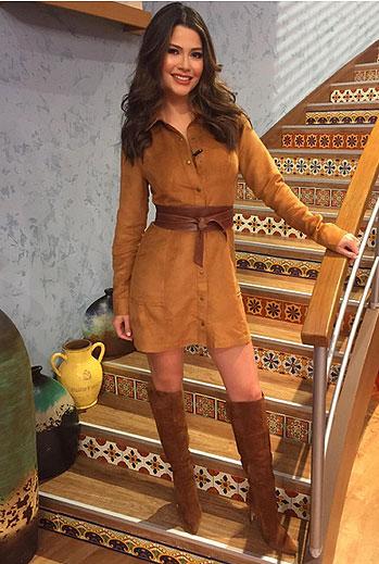 Ana Patricia Gámez, los mejores looks