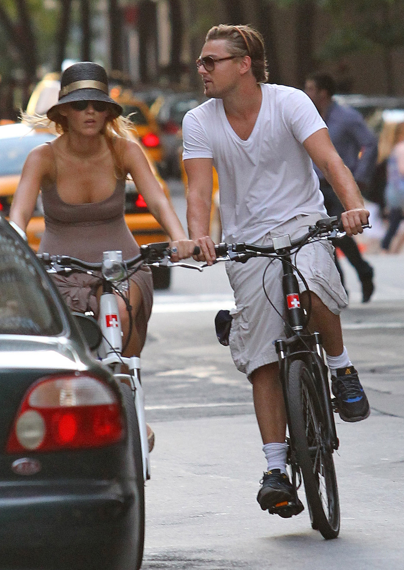 Leonardo DiCaprio, sus amores