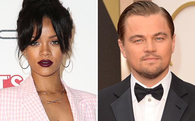 Rihanna y Leon DiCaprio para articulo