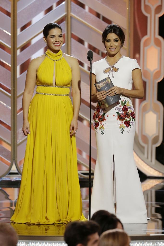 Eva Longoria y America Ferrera