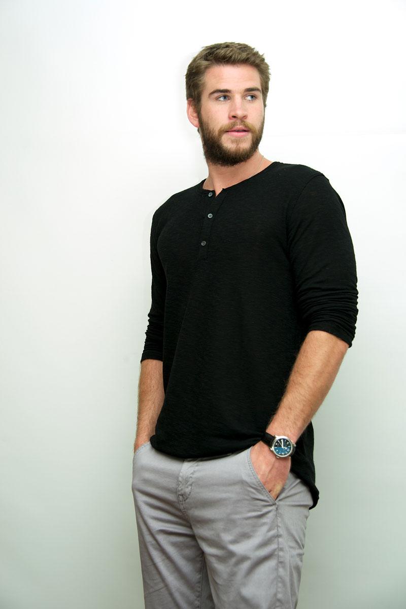 Liam Hemsworth, 15 cosas