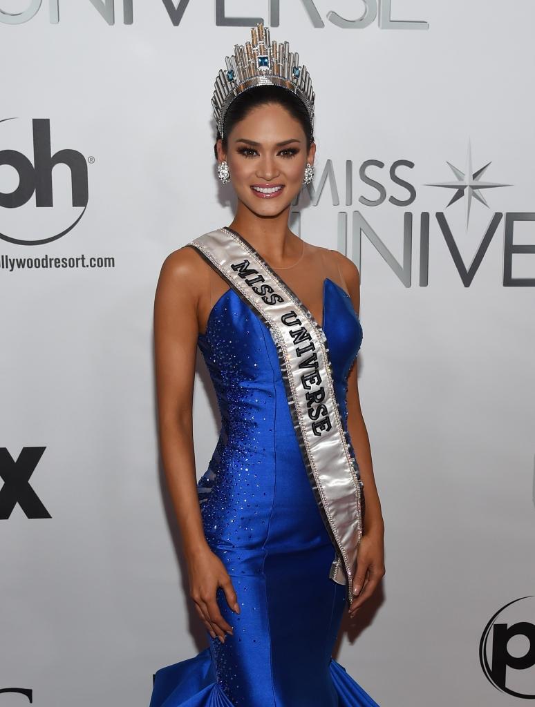 2015 Miss Universo Pia Alonzo Wurtzbach