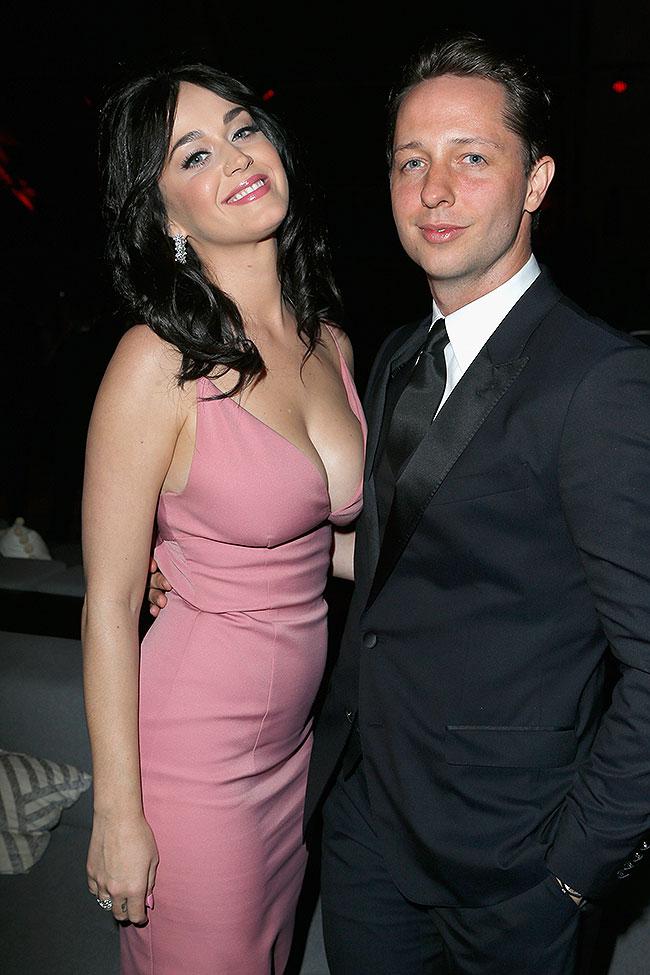 Katy Perry, Derek Blasberg