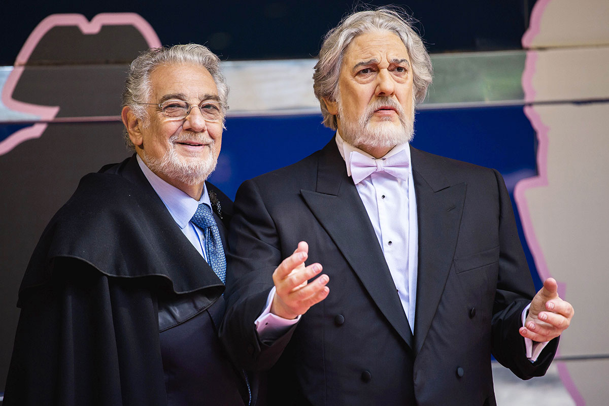 Miralos, Placido Domingo