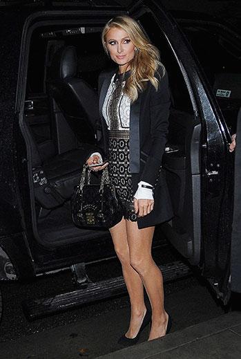 Miralos, Paris Hilton