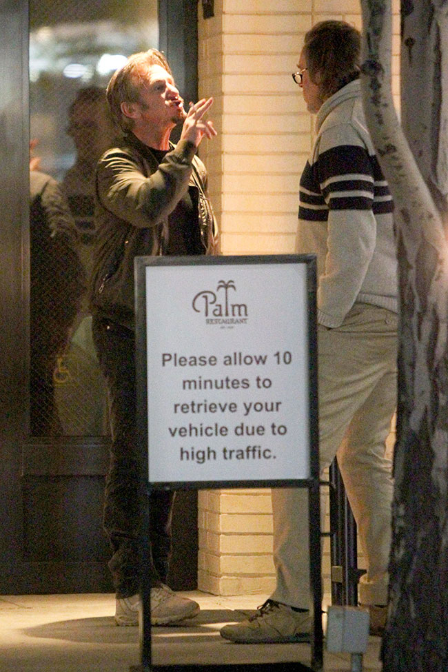 Kate del Castillo, Sean Penn, Míralos