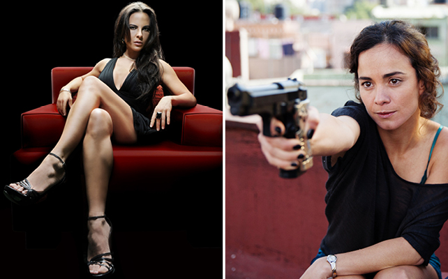 Kate del Castillo y Alice Braga