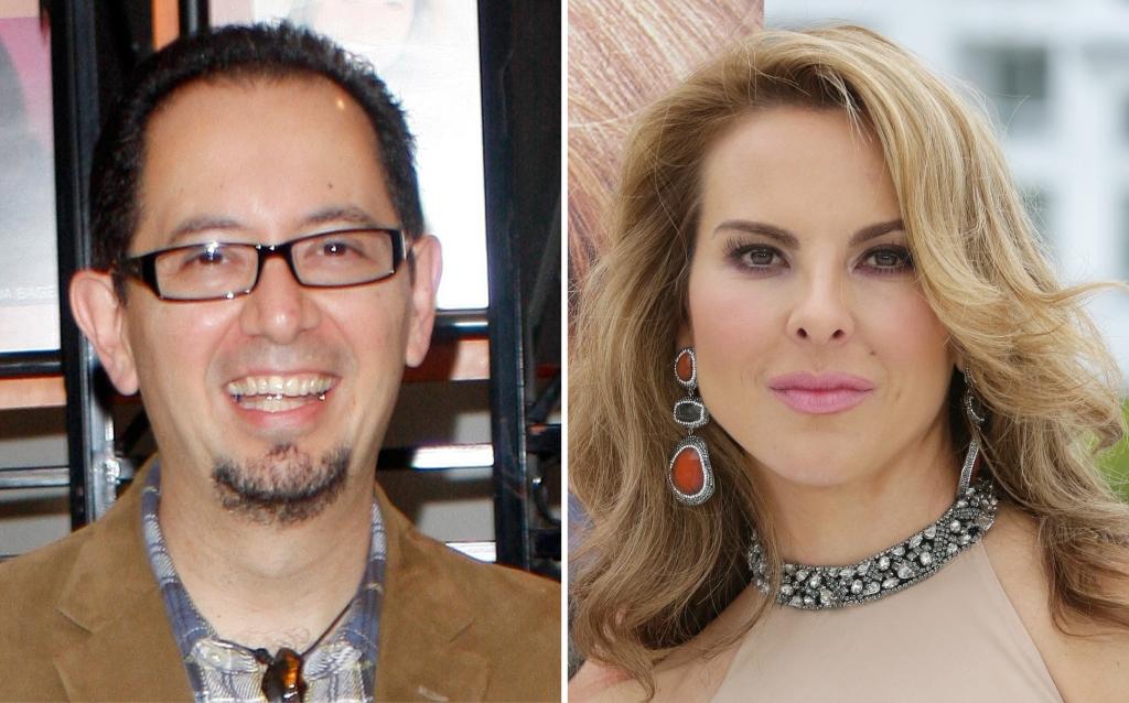 Álvaro Cueva y Kate del Castillo
