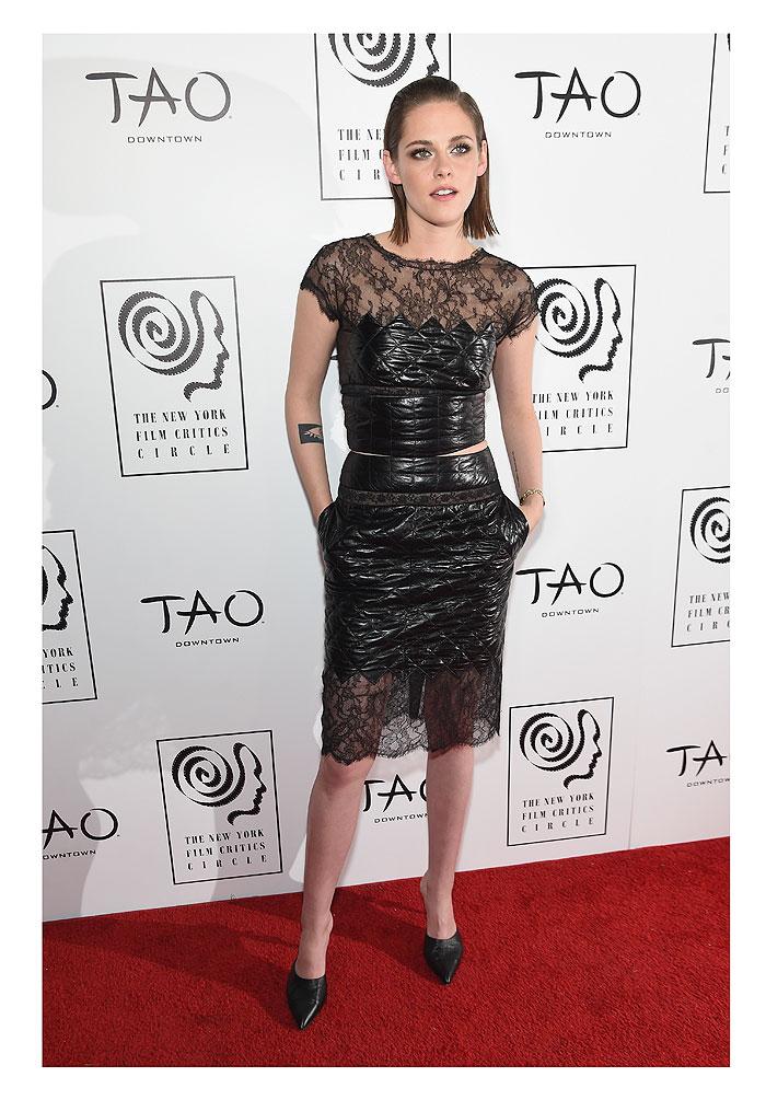 Kristen Stewart, look del día