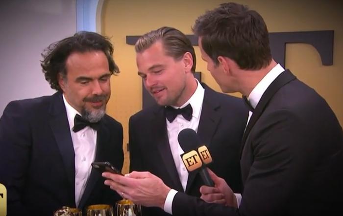 Alejandro González Iñárritu, Leonardo DiCaprio