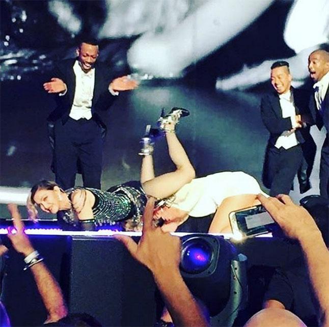 Instagram/Madonna