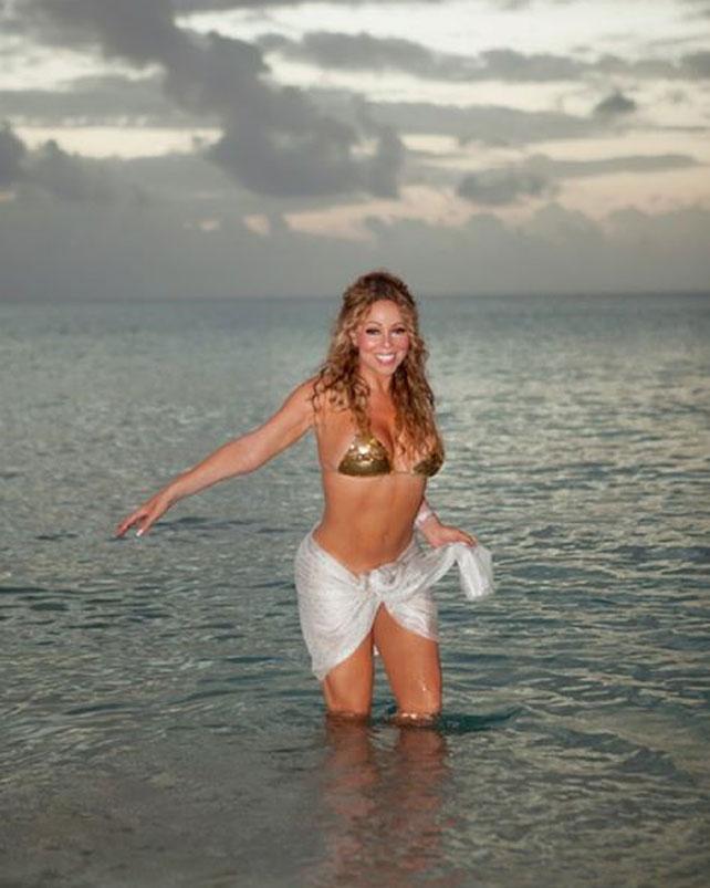 Instagram, Mariah Carey