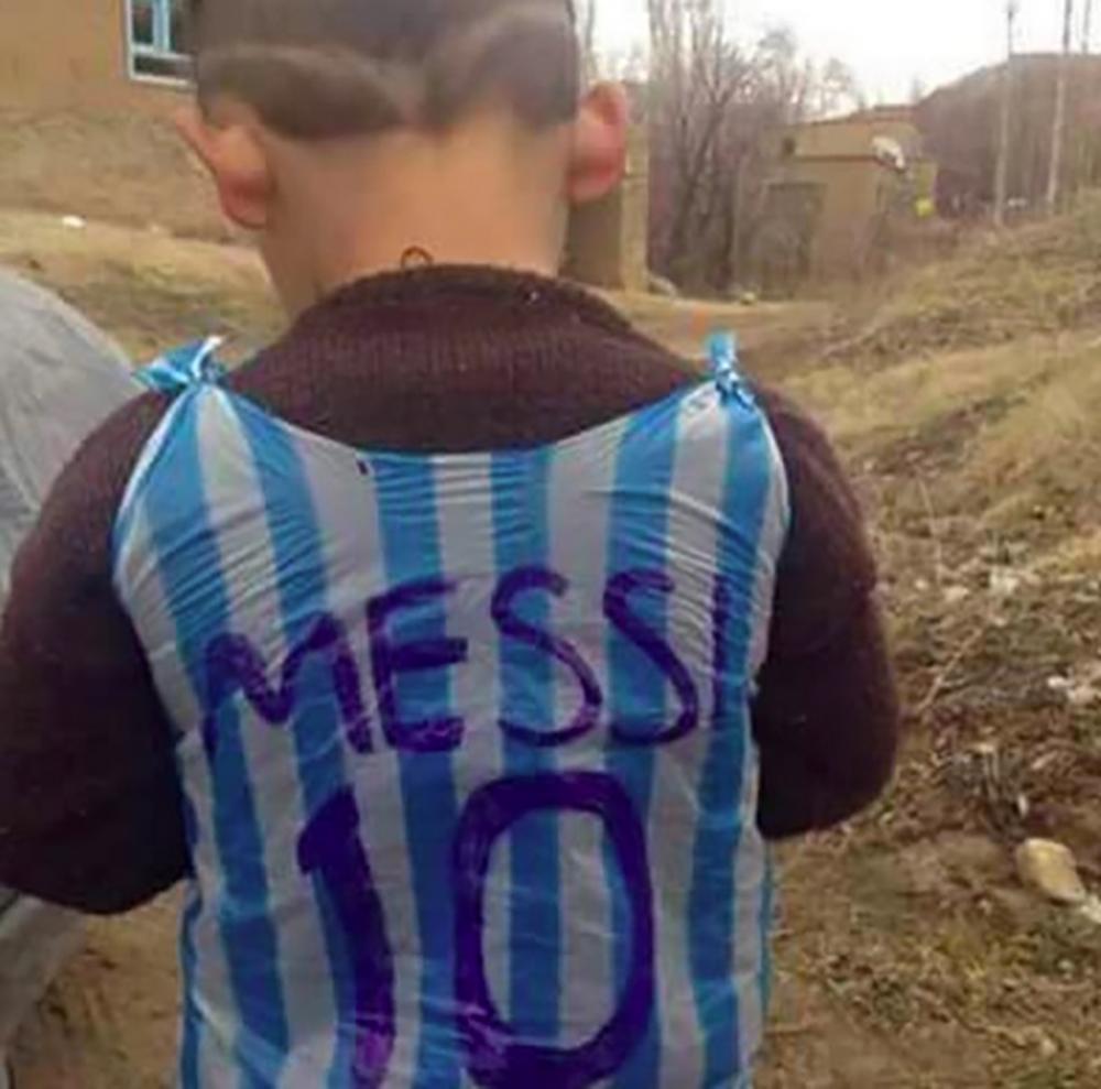 Messi de Irak