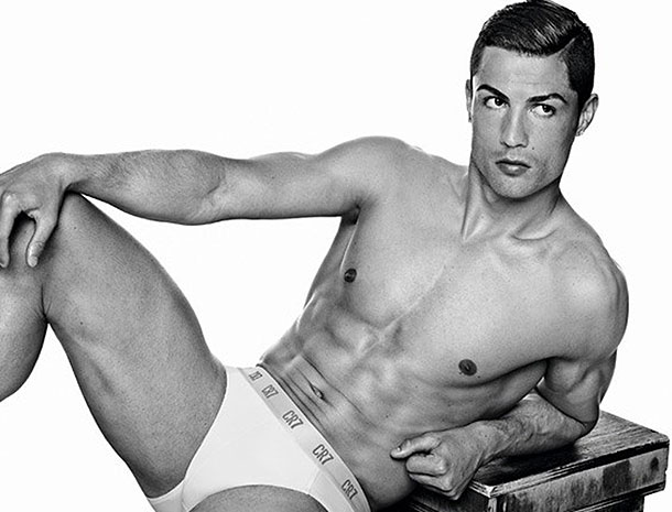 Cristiano Ronaldo, sexy, fotos