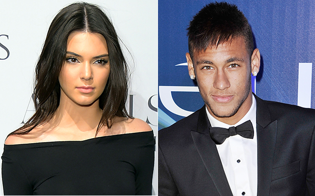 Kendall Jenner y Neymar